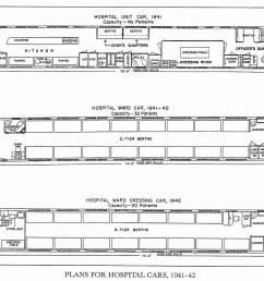 floor plans of hospital cars [ 1968 x 1454 Pixel ]