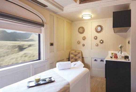 Belmond Andean Explorer train spa