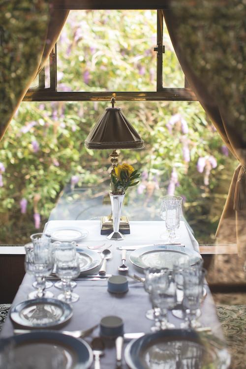 Belmond British Pullman dining restaurant