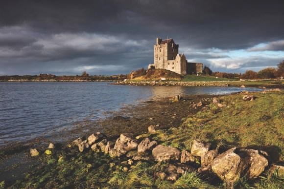 Belmond Grand Hibernian irish castle