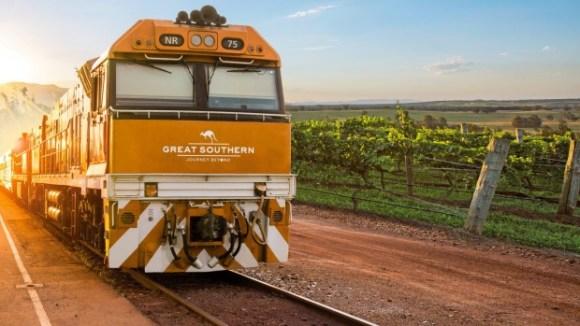 Great Southern Rail Australia