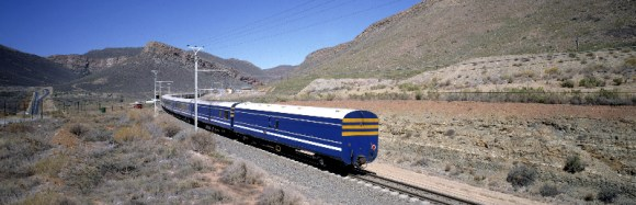 The Blue Train South Africa the Karoo
