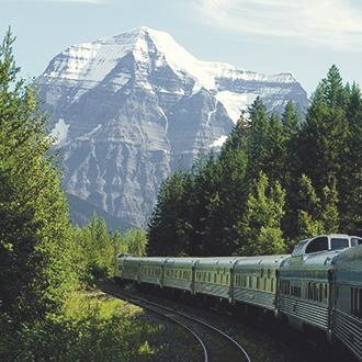 the canadian train canada