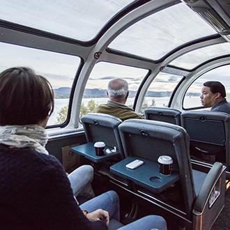 The ocean train canada