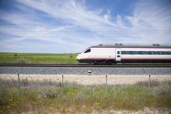 Lisbon to Madrid train, Trenhotel Lusitania