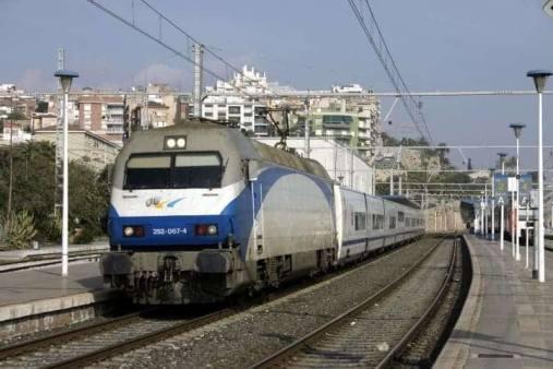 Altaria train spain