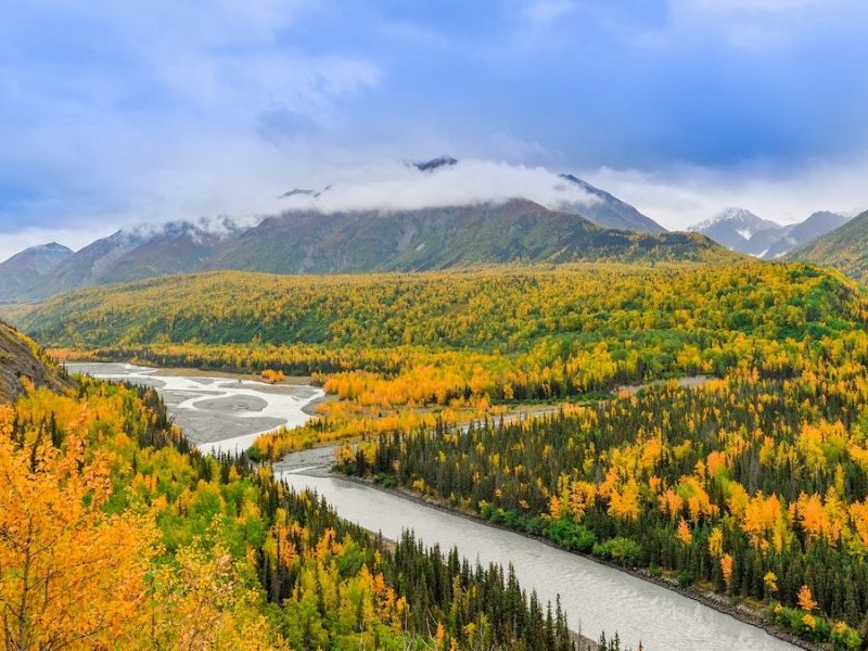 anchorage to fairbanks