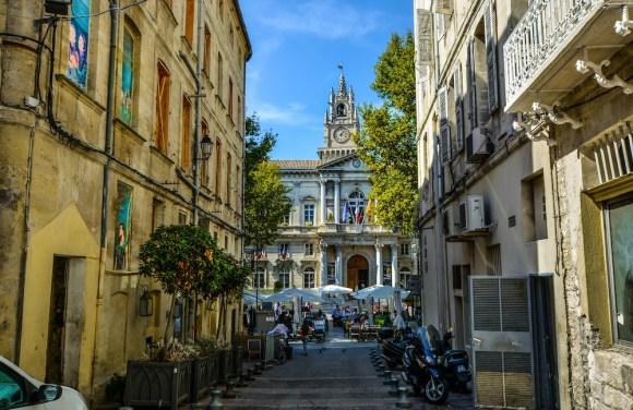 eurostar to Avignon