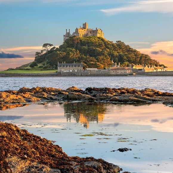 castle on northern belle journey