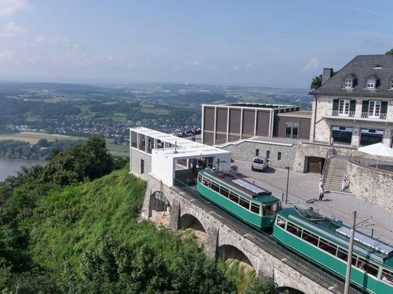 Drachenfels Railway – Germany