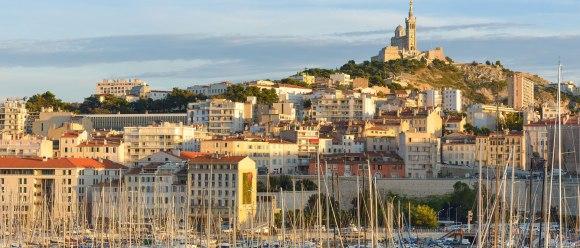 eurostar to Marseille