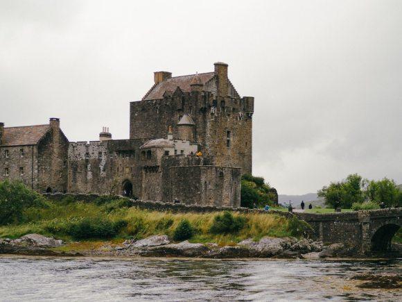 caledonian sleeper Fort William