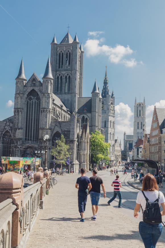 eurostar to Ghent