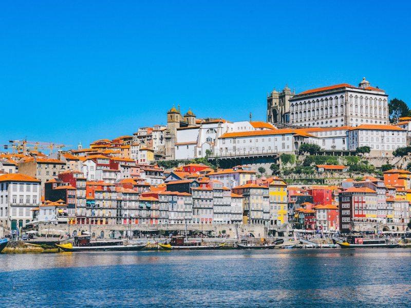 porto Portugal douro river