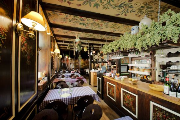 Restaurant Fink'Stuebel strasbourg