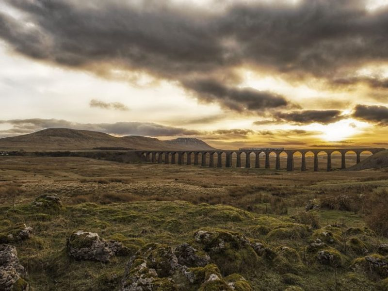 settle carlisle railway viaduct