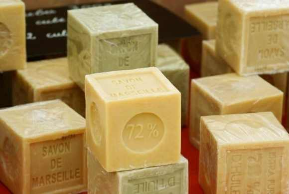 soaps from Marseille soaps