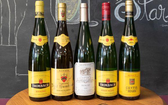 strasbourg trimbach wine