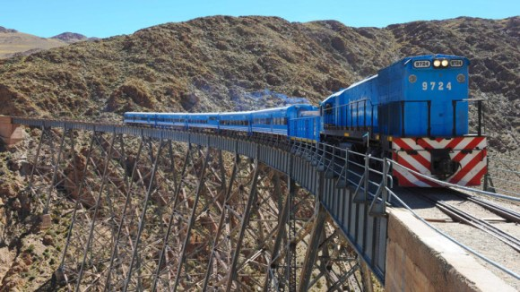 train to the clouds Argentina