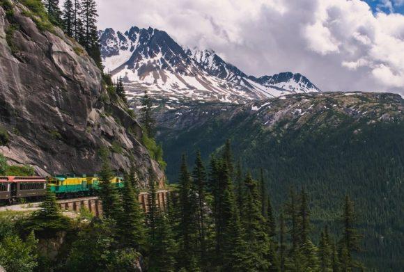 white pass Yukon route Alaska