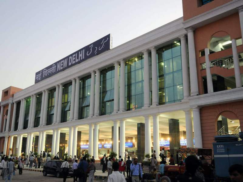 new delhi railway station featured