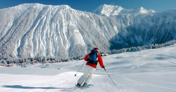 eurostar skiing