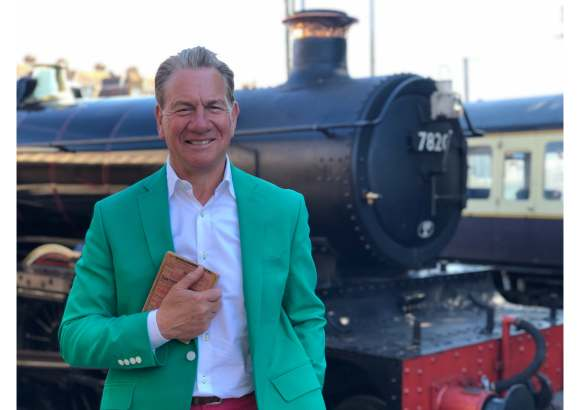 rail bookers Michael Portillo