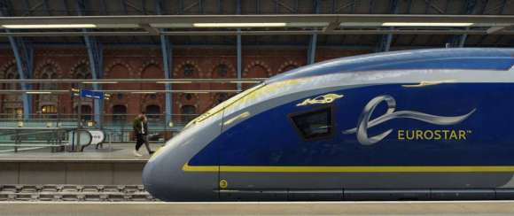 railbookers anna - eurostar