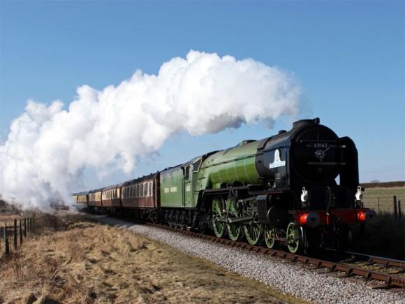 British steam trains watercress line