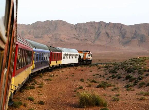 Instagrammable train trips