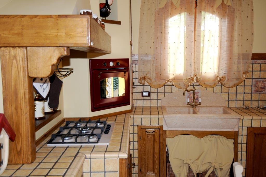 Cucina Componibile Finta Muratura | Now By Lago