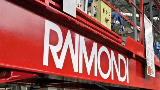 The Big5Heavy: 60 seconds with Raimondi's Middle East Commercial Manager