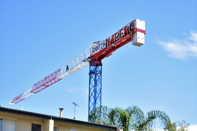 Raimondi Cranes appoints HLD as official agent of New Zealand
