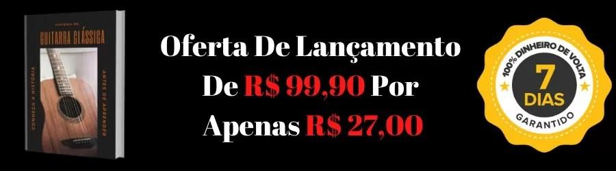 Oferta De Lançamento De R$ 99,90 Por Apenas R$ 27,00