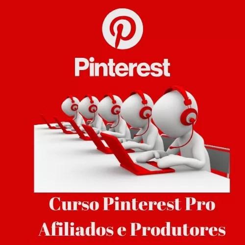 Curso Pinterest Pro Afiliados e Produtores