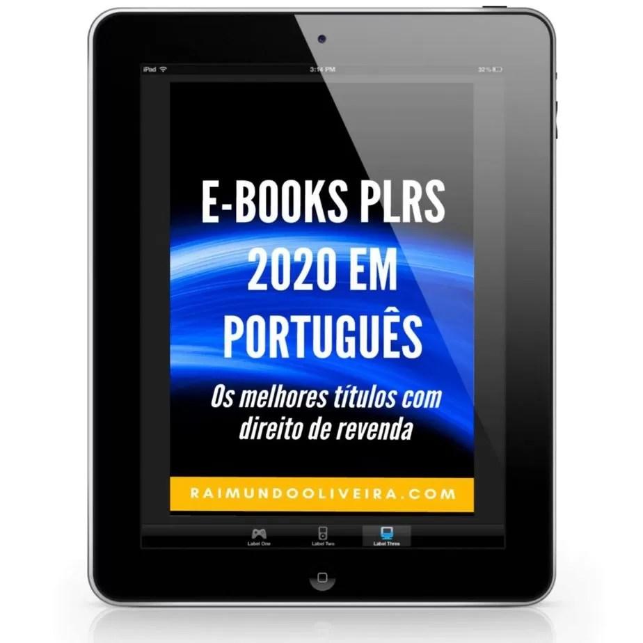 e-Book Plr 2020 Direto de Revenda 02 - Raimundo Oliveira 02
