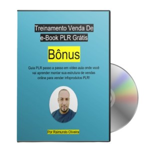 Treinamento Venda De e-Book PLR Grátis