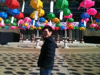 Demian! Prince of Korea.