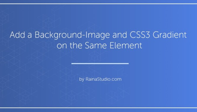 Combine a background image and css3 gradient on the same element add a background image and css3 gradient malvernweather Image collections