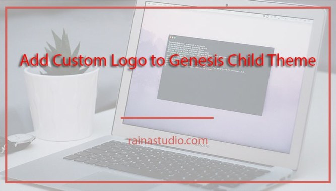 Add Custom Logo to Genesis Child Theme