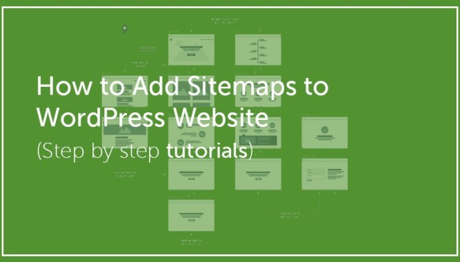 Add Sitemap to WordPress Site