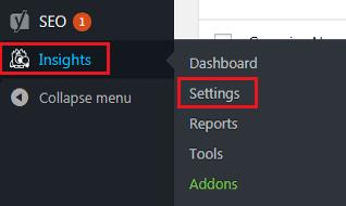 How to Add Google Analytics to WordPress Website - Plugin Setting