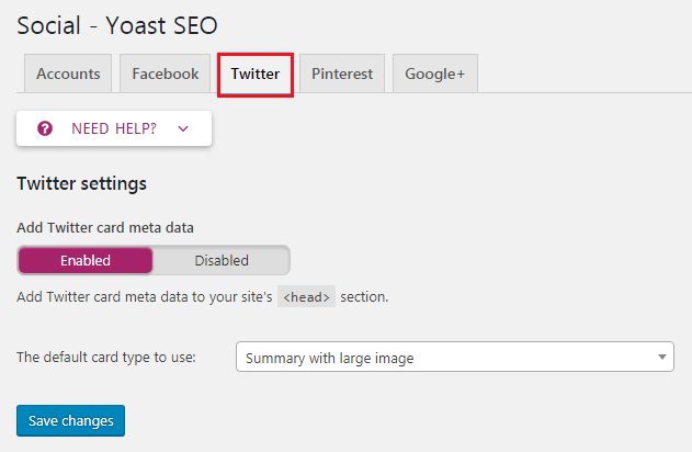 How to do WordPress SEO technically (OnPage Guide) Twitter