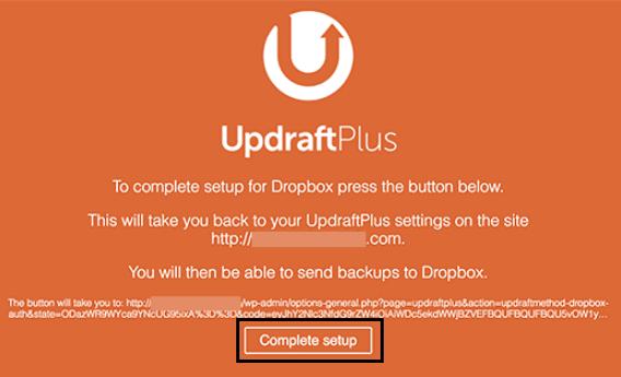 Remote Backup to Dropbox - Complete Setup