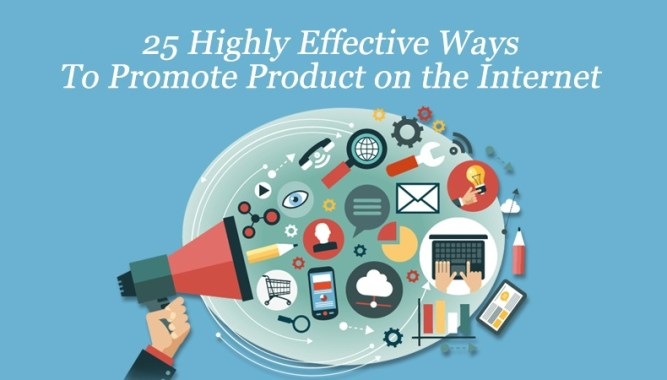 Ways to Promote Product