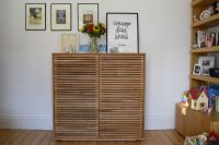 Toy storage for your living room - Rainbeaubelle