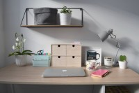 Styling my work space with a Kit Out My Office desk ...