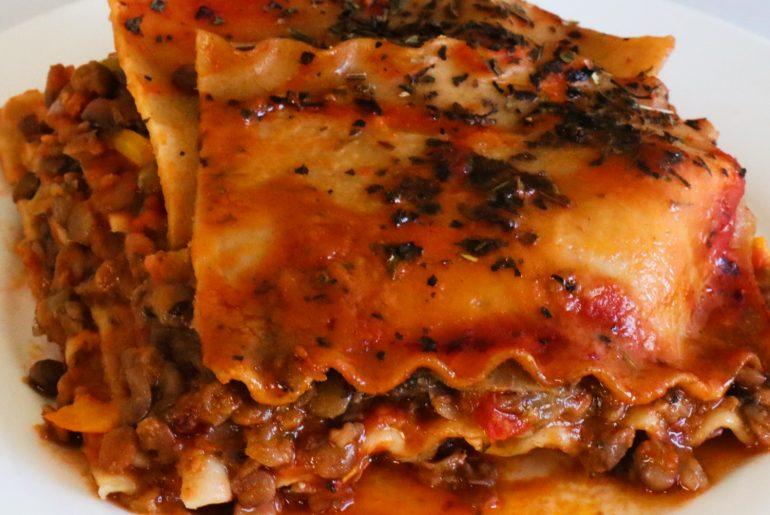 Flavorsome Lasagna Recipe For Dinner Tonight