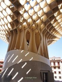The Mushroom', Seville, Spain