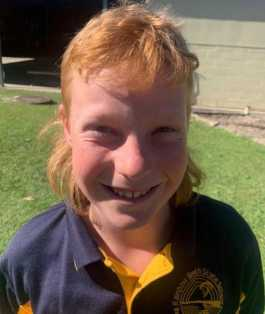 Rainbow Beach State School - 'I liked home-schooling because I only did about 3 hours of work each day. The worst part of home-schooling was not seeing my friends.' Hamish Year 6